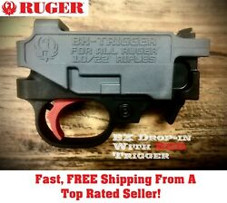 Ruger Red Bx Trigger Drop In Replacement 10/22 Rifles And 22 Charger Pistols 9a