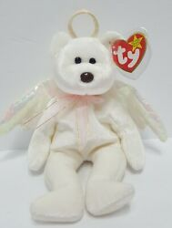 Rare Ty Beanie Baby Halo 1998 Brown Nose Excellent Condition