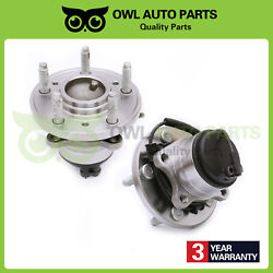 New Front Left And Right Wheel Bearing Hub Assembly Fits Lincoln Ls Thunderbird