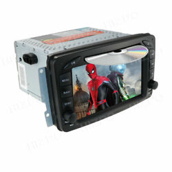 For Mercedes Benz W203 G-w463 Clk Radio Dvd Player 7 Android Gps Car Stereo Nav