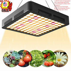 5000w 300led Grow Light Sunlike For Indoor Plants Full Spectrum Plant Growing Hy