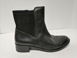Aetrex Kaitlyn Ankle Boots, Black, Womens 7.5 M