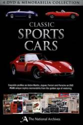 Classic Sports Cars 4 Dvd And Memorabilia Collection New Sealed Free Sh