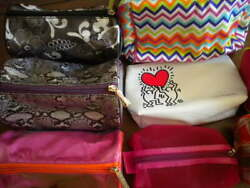 CLARISONIC Travel Makeup Barrel Bags Many types $8.99