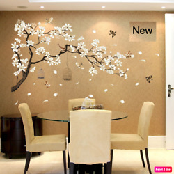 Wall Stickers Vinyl Tree Decal Decor Art Home Leaves Roots Murals 187*128cm