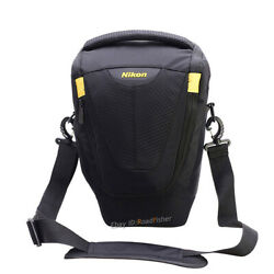 Slr Camera Bag Triangle Bag Outdoor Bag Travel Pouch Case Padded Cover Insert