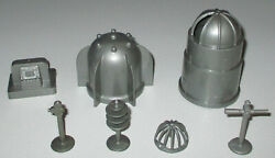 Marx 1950s Atomic Cape Canaveral Accessories