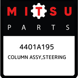 4401a195 Mitsubishi Column Assysteering 4401a195 New Genuine Oem Part
