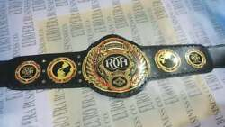 Ring Of Honor Roh World Heavyweight Championship Adult Size Wrestling Replica
