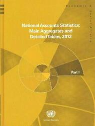 National Accounts Statistics Main Aggregates And Detailed Tables 2012 By Unite