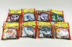 Moomin Pet Bottle Cover All 8types Complete Set Asahiinryo Drinks From Japan