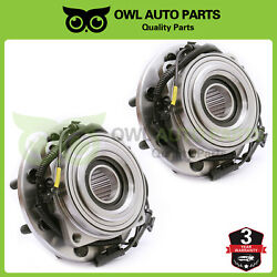 2011 2012 2013 2014 2015 2016 Ford F250 F350 Super Duty Front Wheel Bearing 4wd