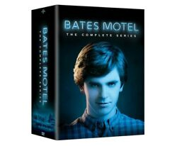 Bates Motel Complete Series Seasons 1-5 Dvd 15-disc Set New Sealed Fast Shipping