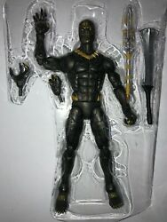 Marvel Legends Erik Killmonger Black Panther NO Okoye BAF LOOSE NEW