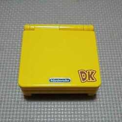 Gameboy Advance Sp Limited Donkey Kong Dk Gba Excellent Tested Dhl Tracking