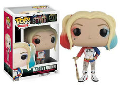 Pop Heroes: Suicide Squad Harley Quinn #97 $14.99