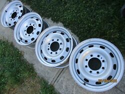 Used/take-off Factory Clean/set/four 2003-13 Dodge Ram 17 X 7 1/2 Silver W/ssand039s