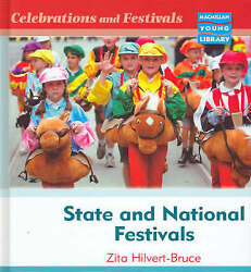 State And National Festivals Celebrations And Festivals - Macmillan Library By