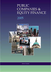 Public Companies And Equity Finance By Shephard Catherine
