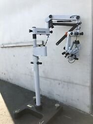 Wild M651 Heerbrugg Surgical Operating Microscope Leica Made In Switzerland