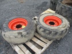 Used Bobcat Tires2