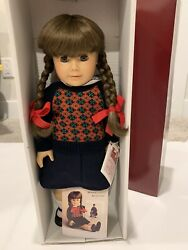 Pleasany Company Retired Molly American Girl Doll Never Removed From Box