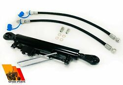 Hydraulic Top Link Cat. 1-1 With Locking Block 410-570 Mm With 2 X Hose