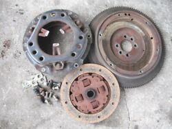 Toyota Rt40 2r Corona Deluxe 4dr 4mt Clutch 3-piece Set Jdm From Japan F/s