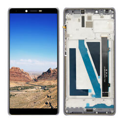 Oem For Coolpad Legacy 2019 3705a Lcd Touch Screen Digitizer Replacement +frame
