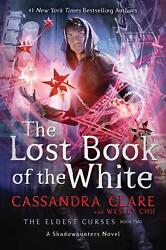 The Lost Book Of The White By Cassandra Clare English Hardcover Book Free Ship