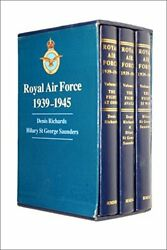 Royal Air Force, 1939-45 By Air Force Dept. Hardback Book The Fast Free Shipping