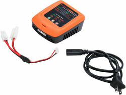 Ipower V.2 Universal Lipo / Life / Nimh 20w 2a Compact Battery Smart Charger New