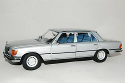 Revell Mercedes 450sel W116 118 Silver Long Sold Out Last Pcs Left Very Rare
