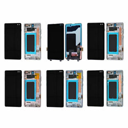 Samsung Galaxy S7 Edge S8 S9 S9 Plus Note 8 9 10 Oled Display Lcd Touch Screen