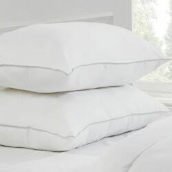 Luxury Goose Feather Pillows - Hotel Quality