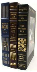 Lot Of 3 Franklin Mystery Books