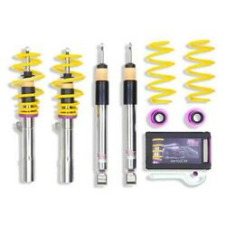 Kw V3 Coilovers For Volkswagen Golf Mk6 1k Without Dcc 10/08- 35210040