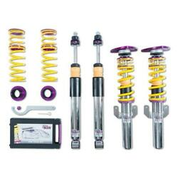 Kw 2-way Adjustable Coilovers For Honda S2000 Ap1 06/99- 35250805