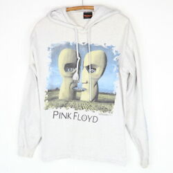 Vintage 1994 Pink Floyd Division Bell Tour Hooded Long Sleeve Shirt