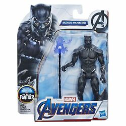Avengers Marvel Black Panther 6quot; Scale Marvel Super Hero Action Figure
