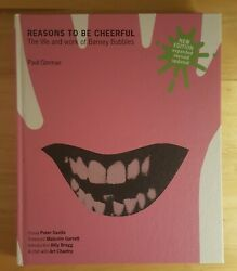 Reasons To Be Cheerful Life And Work Of Barney Bubbles By Paul Gorman. Rare