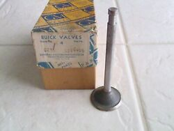 1932 - 1952 Buick Century Roadmaster Limited 8 Cyl Intake Valve 1289906 Nos