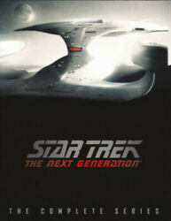 Star Trek The Next Generation The Complete Series [new Dvd] Boxed Set Full F