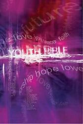 Ncv Youth Bible - Purple Cover By Boo New 9780718027735 Fast Free Shipping..