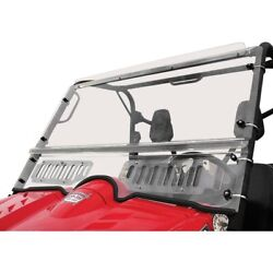 For Yamaha Rhino 700 2008-2013 Over Armour Offroad Aero-vent Windshield