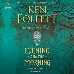 Evening and the Morning by Ken Follett English Compact Disc Book Free Shipping $60.46