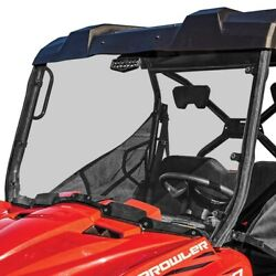 Arctic Cat Full Polycarbonate Windshield - 2017-2021 Prowler 500 - 2436-573