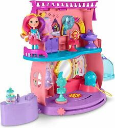 New Nickelodeon Sunny Day Sunny's Fan-tastic Salon By Fisher Price