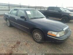 Driver Front Door Without Armored Option Fits 03-11 Crown Victoria 412368