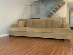 Long And Very Comfortable Living Room Couch